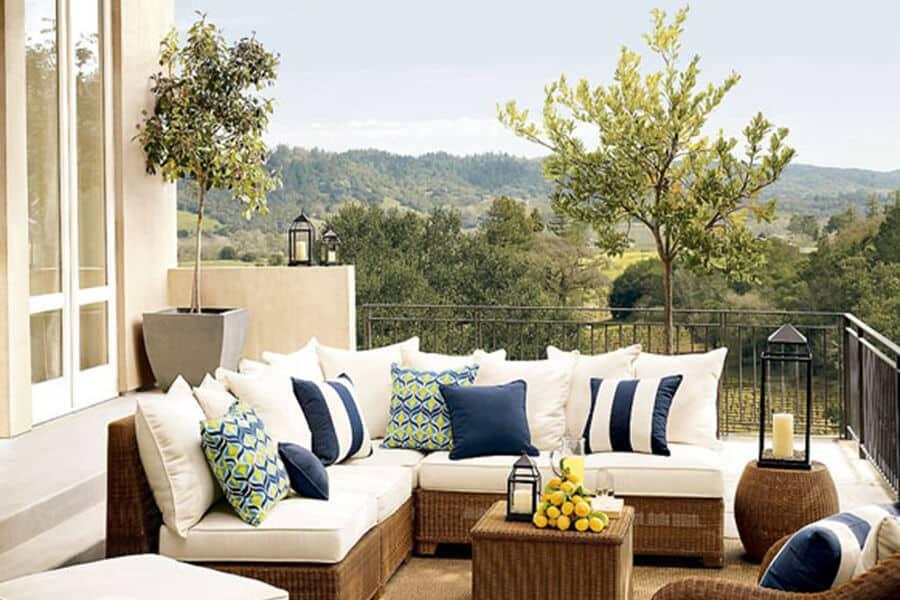 """Receta de Primavera: los 9 """"ingredientes básicos"""" para decorar una terraza de ensueño"""