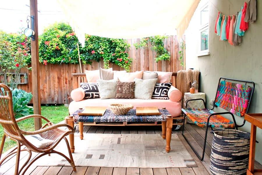 """Receta de Primavera: los 6 """"ingredientes básicos"""" para decorar una terraza de ensueño"""