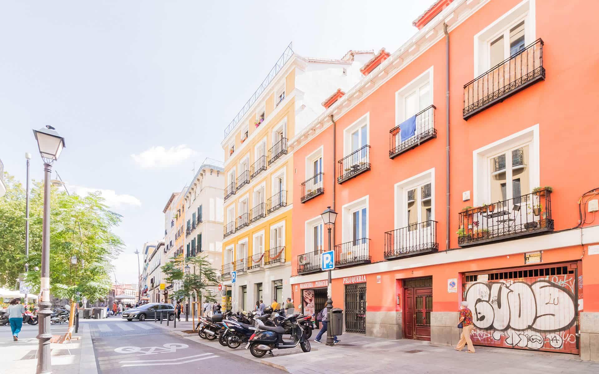 Ático Duplex con Plaza de Garaje en Tirso De Molina